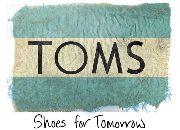 Летняя коллекция мужской и женской обуви Toms 2013 года.