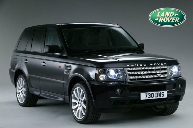 Спортивные туфли Land Rover