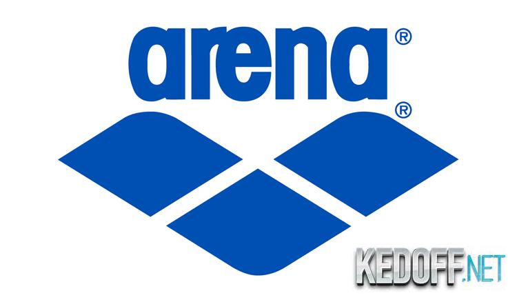 Новые вьетнамки Arena на Kedoff.net