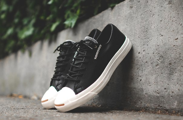 "Converse Jack Purcell – ""Cross-Stitch"""