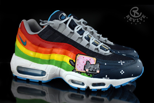 REVIVE CUSTOMS NIKE AIR MAX NYAN 95