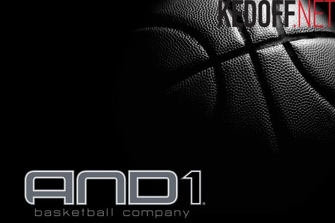 Баскетбольная обувь AND1