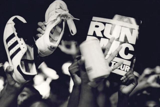 RUN DMC Superstar 80s – легенда от Adidas Originals