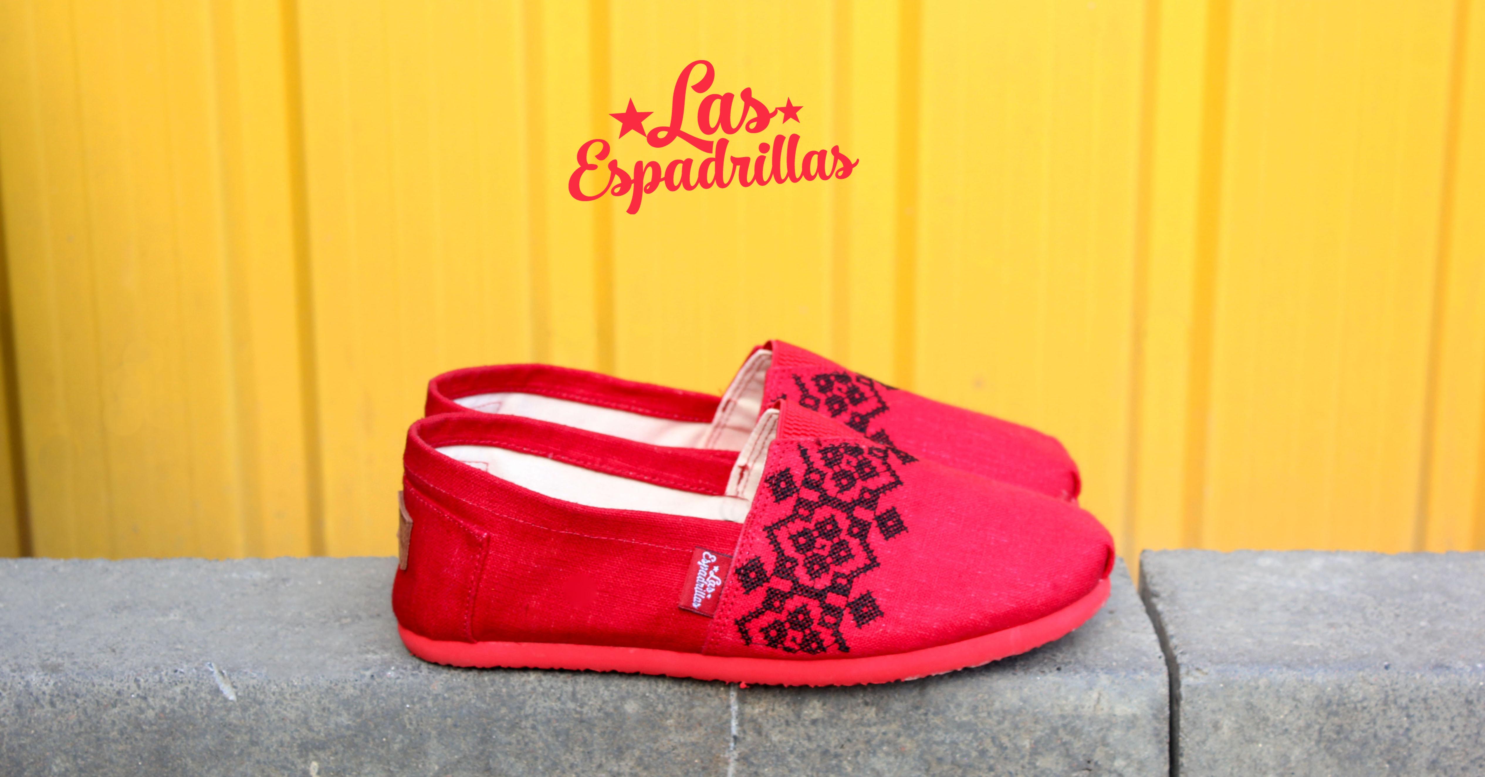 Купить эспадрильи Las Espadrillas