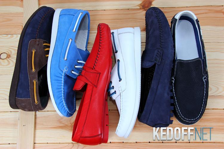 Новые весенние туфли и мокасины Greyder на полках Kedoff.net