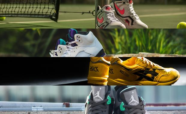 Кроссовки 2013 года. Фотоотчет