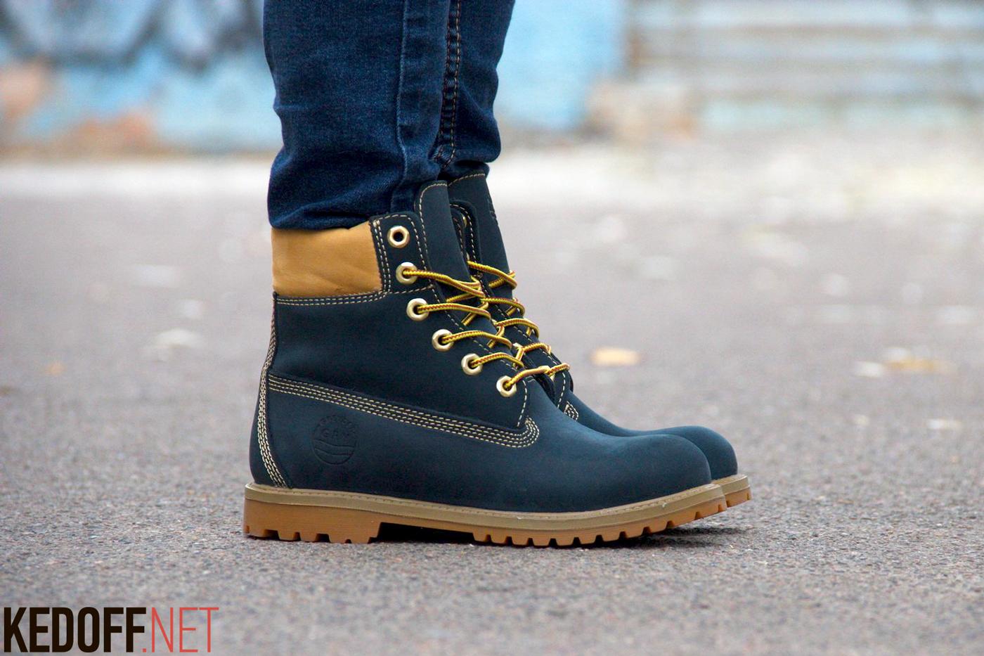 Мужские ботинки Greyder