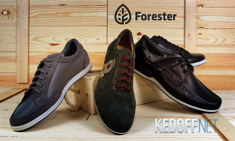 Спортивные туфли и мокасины Forester Весна-Лето 2013
