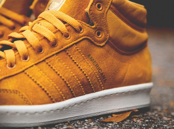 Adidas Originals Americana Hi 88 – Gold Rod. Возвращение легенды