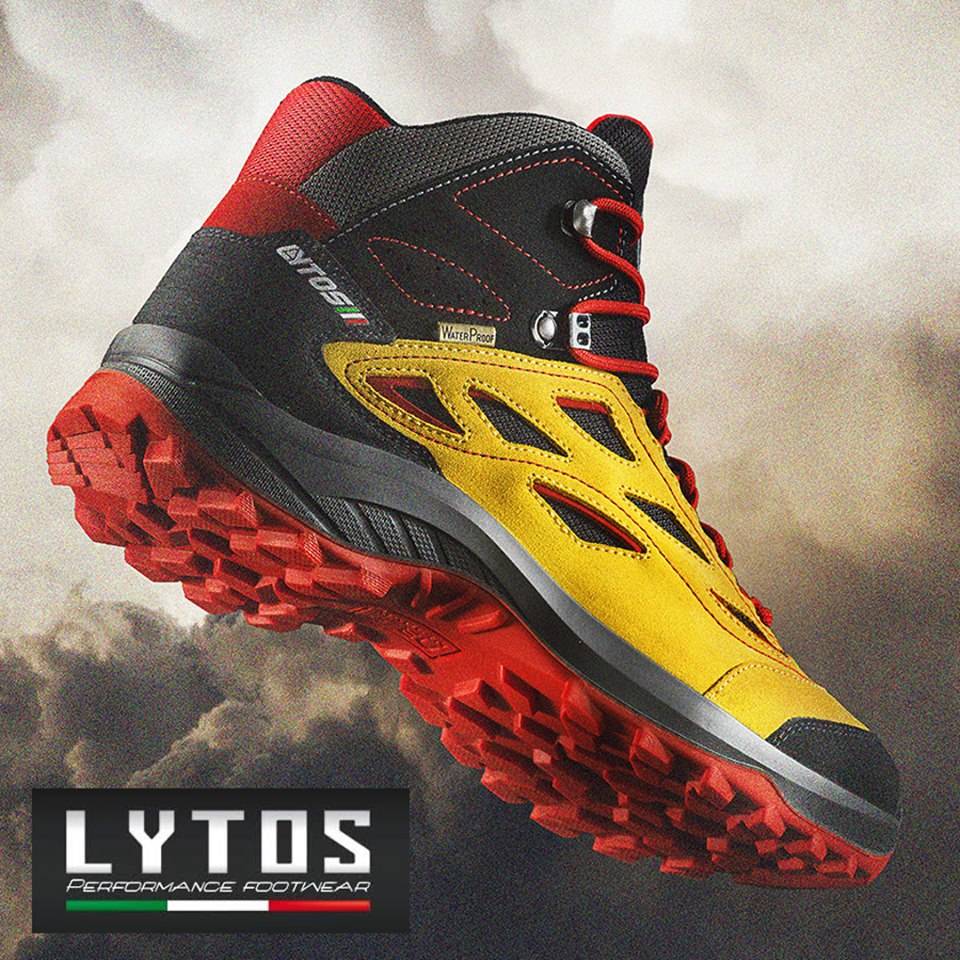 Lytos Hiking shoes 2018