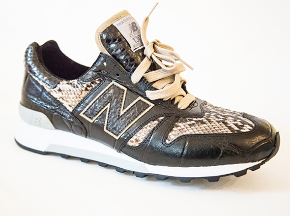 """New Balance 1300 """"Exotic"""" by PMK Customs"""