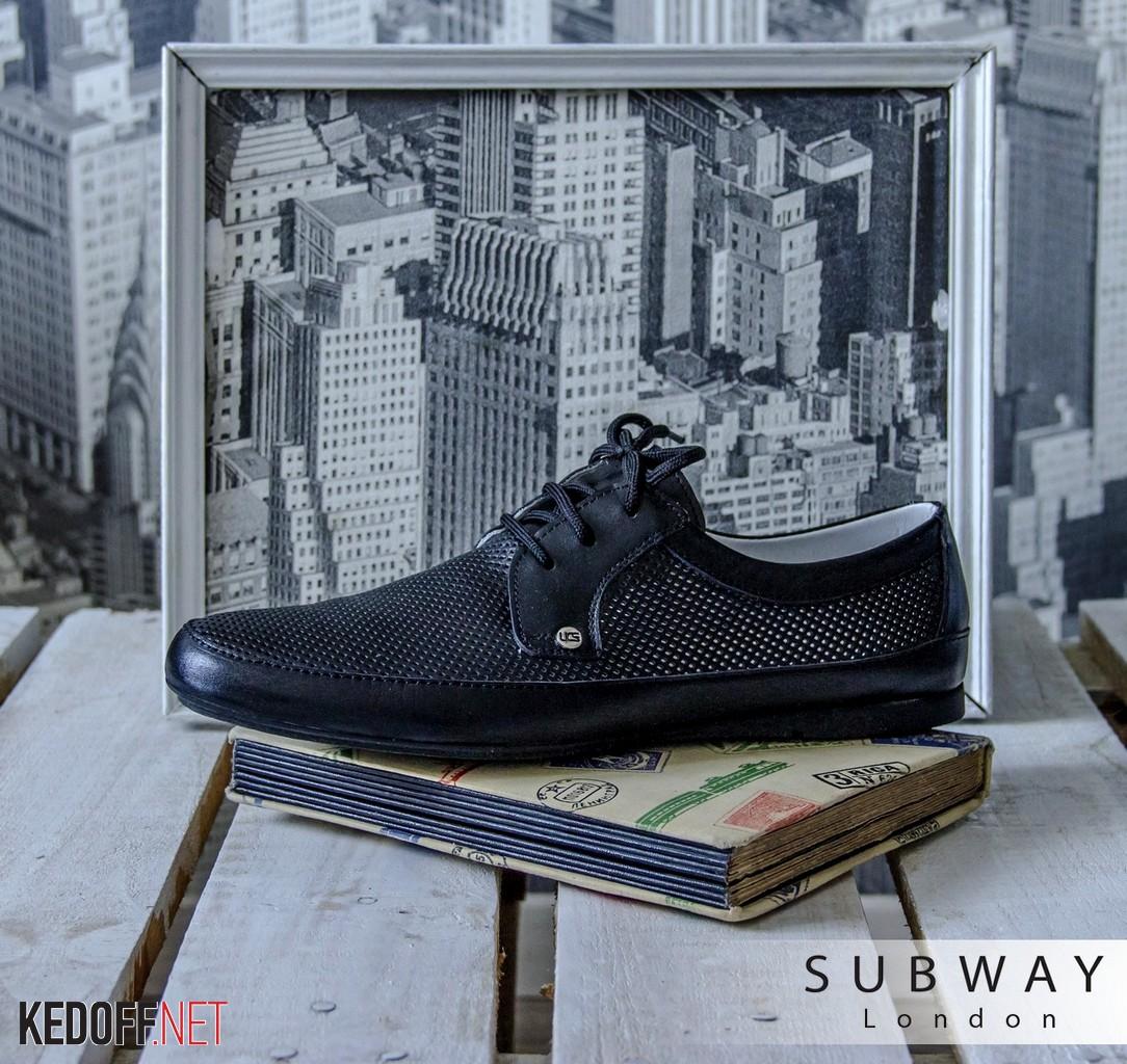 Удобная и стильная мужская обувь Subway