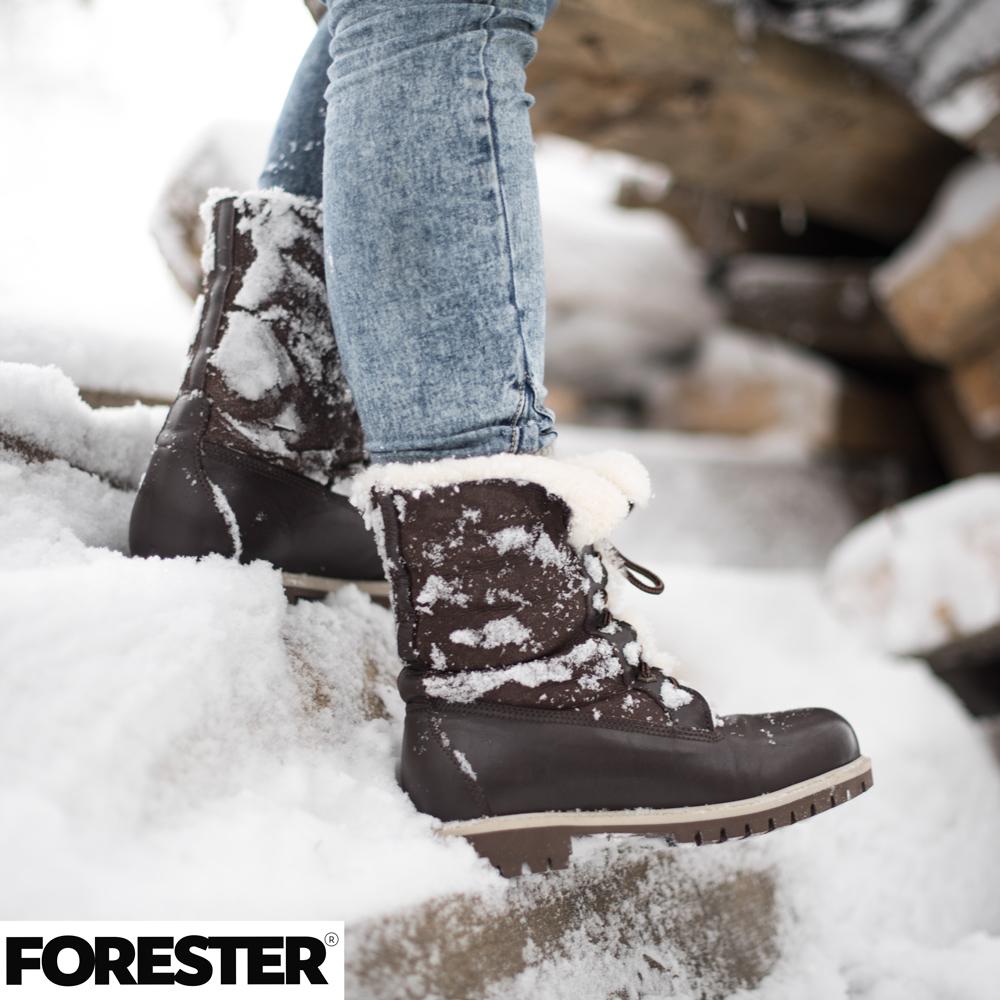 Купить зимнюю обувь Forester