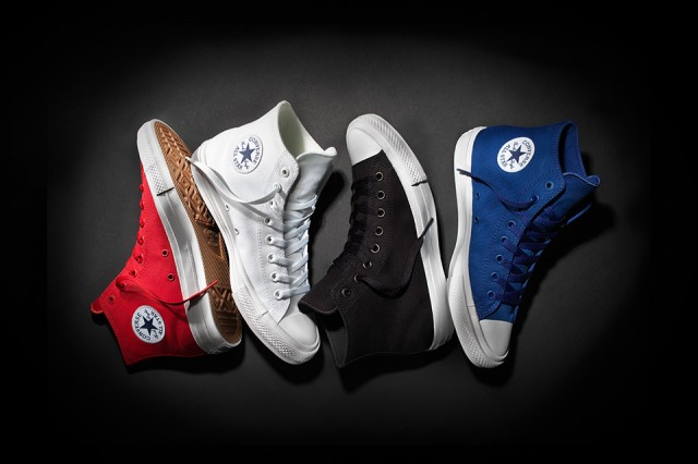 The Converse Chuck Taylor II