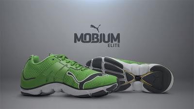 Кроссовки PUMA Mobium Elite – которые подстраиваются под вас