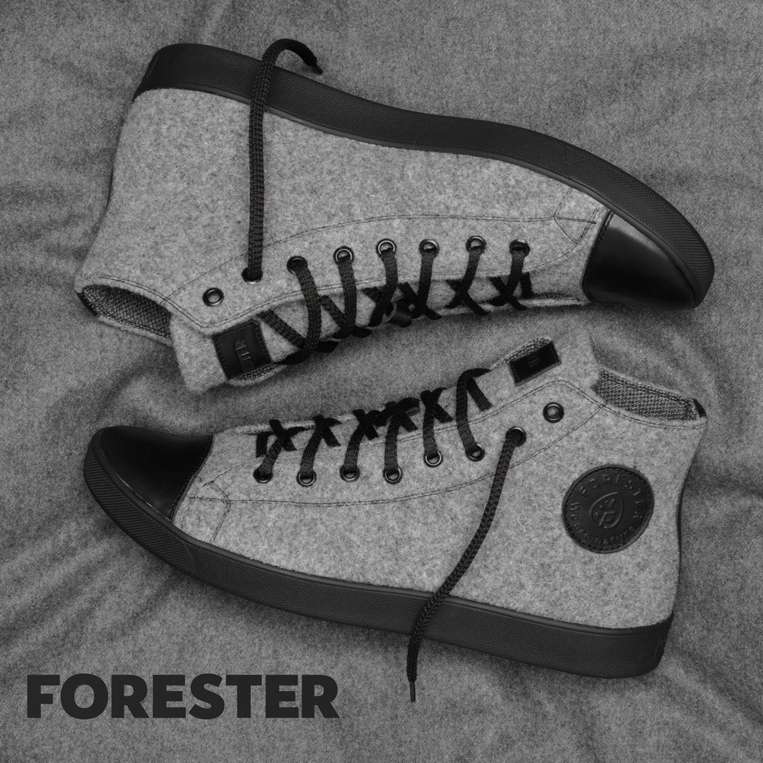 Бестселлер будущего сезона - Forester Grey Wool