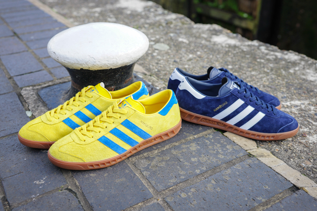 ADIDAS ORIGINALS HAMBURG 2014 RETRO