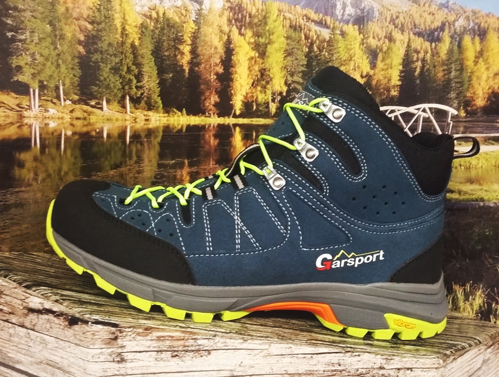 Мужские кроссовки GarSport Fast Hike Low Tex 1040002-2098 Vibram