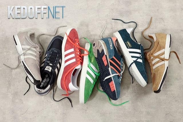 Adidas Originals 2013 Весенняя коллеция