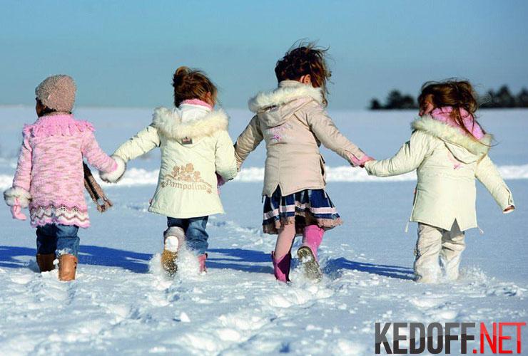 Правильный выбор детской зимней обуви