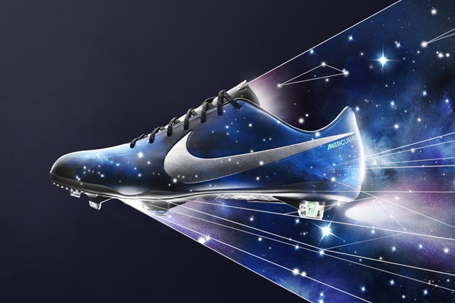 NIKE CR7 MERCURIAL IX
