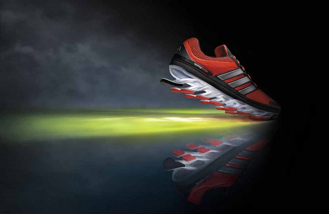 Springblade — Революция от adidas
