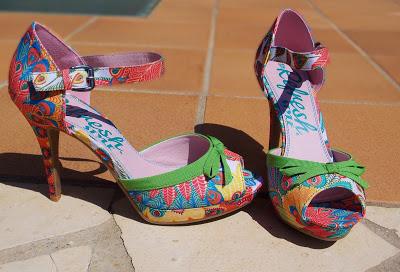 Испанская обувь Refresh