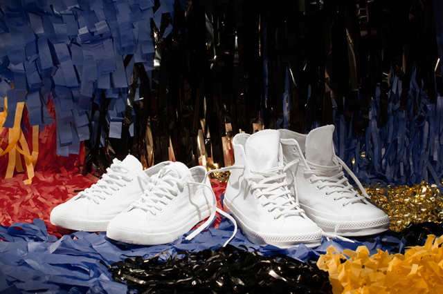 MAISON MARTIN MARGIELA x CONVERSE 2014 COLLECTION