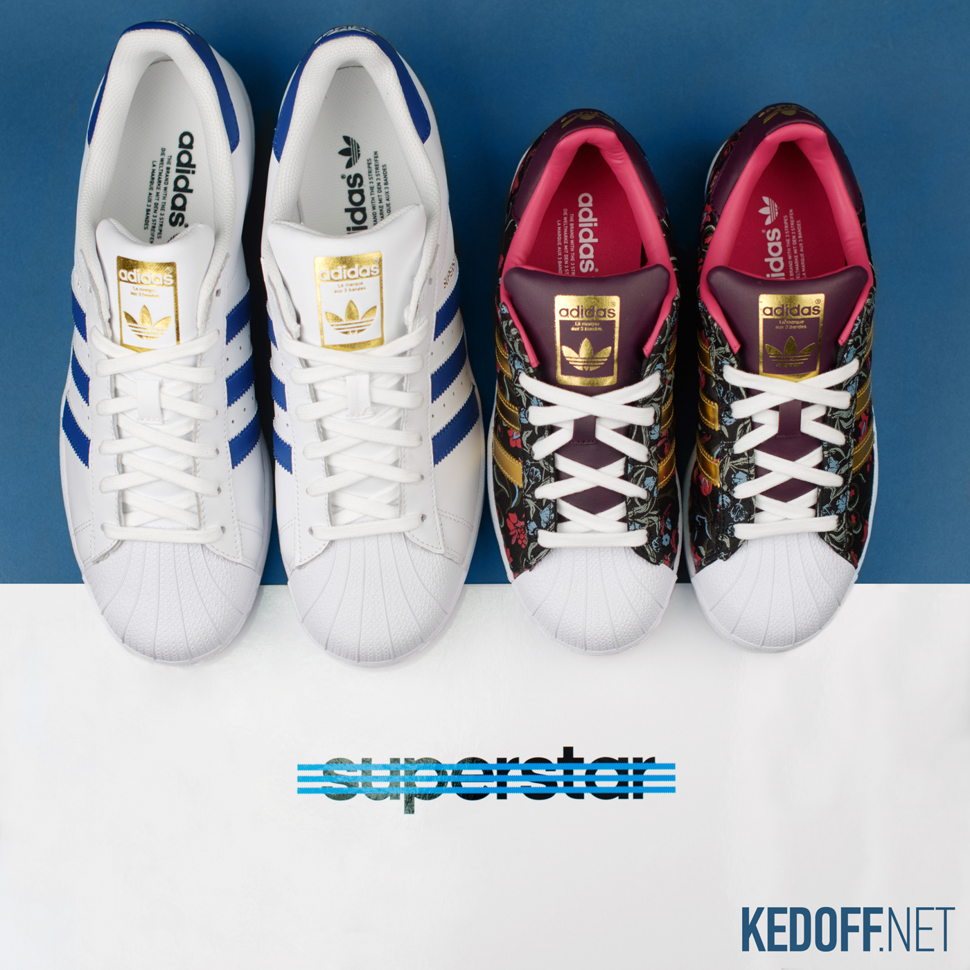 Купить кроссовки Adidas Superstar