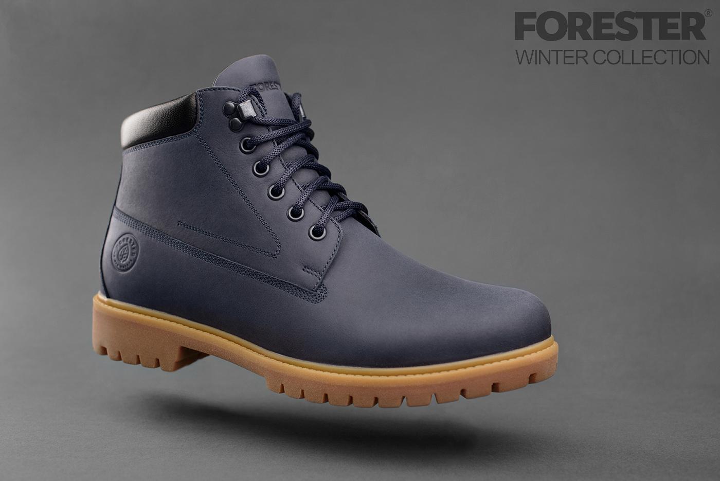купить ботинки Forster