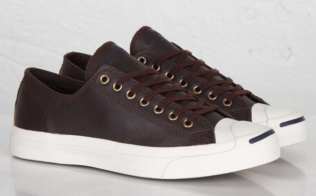 "Кеды Сonverse Jack Purcell ""Mole Brown"""