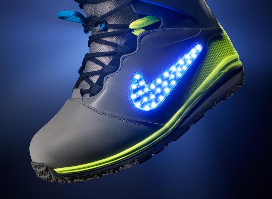 Nike Snowboarding LunarENDOR QS - Зажги звезду