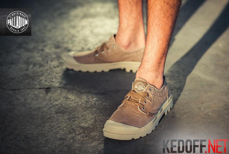 Обувь Palladium теперь в Kedoff