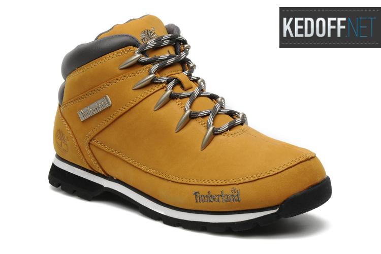 Ботинки TIMBERLAND EURO SPRINT BOOTS - стиль и комфорт в одной коробке
