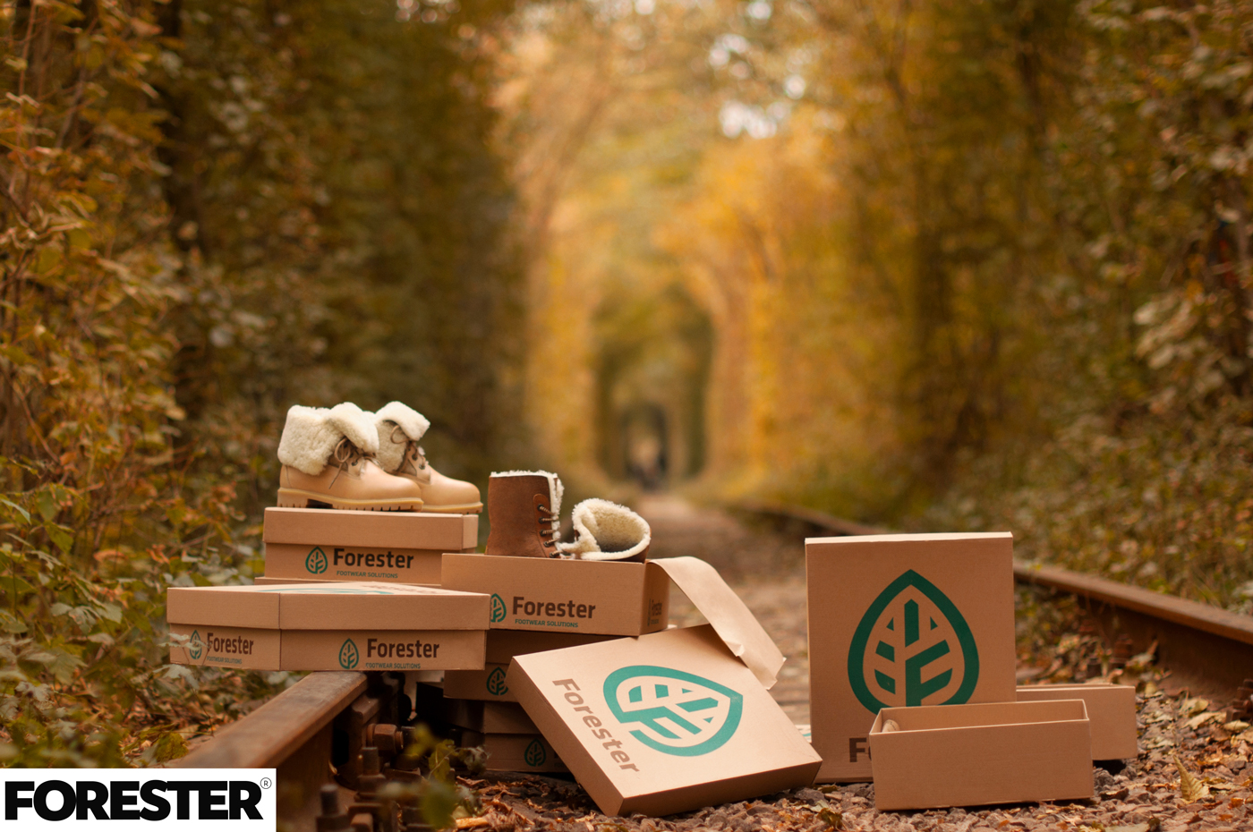 Купить-женские-ботинки-Forester