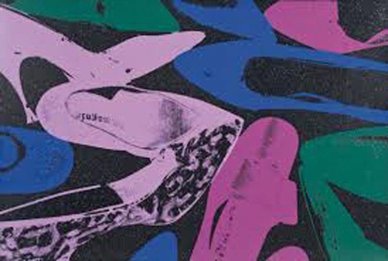 Энди Уорхол - обувь - Kedoff.net