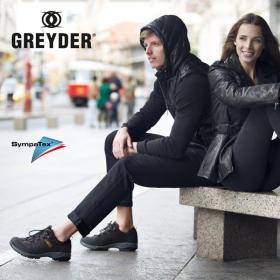 Активні люди обирають Greyder