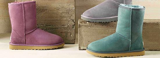 Угги. Самая удобная и недорогая зимняя обувь