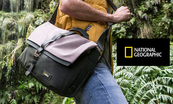 National Geographic Backpacks and Bags
