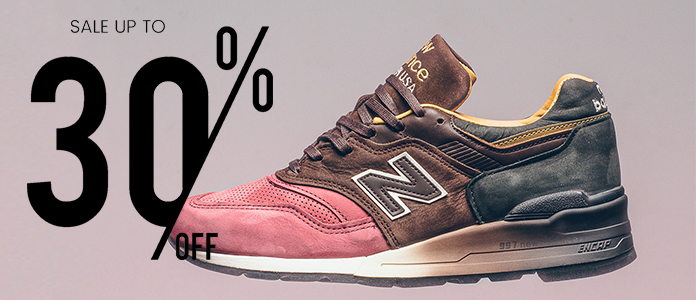 New balance up to -30% New balance up to -30%