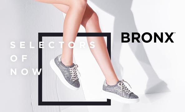 Обувь BRONX