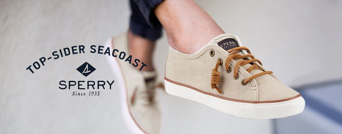 Кеды Sperry Top-Sider Seacoast Canvas