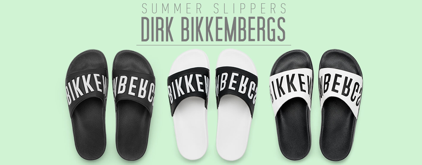 Beach shoes Dirk Bikkembergs