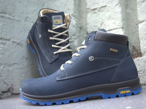 Gritex low boots grisport Vibram 12925-N25 Made in Italy