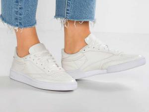 Кросівки Reebok Club C 85 Patent \ White bs9776