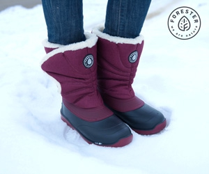 Winter boots Apres Ski Forester A701-48