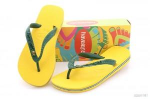 В'єтнамки HAVAIANAS Flip-Flop Yellow 2197