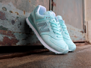 Sneakers New Balance WL574SWB Mentol Wash