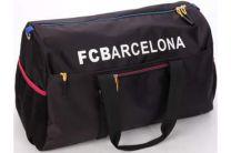 Сумка Barcelona 34767 унисекс   (розовый/чёрный)