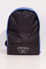 Рюкзак Warm 3 500 025 унисекс   (синий/чёрный)